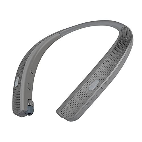 N / B Auriculares Deportivos inalámbricos, Altavoces portátiles, Auriculares Bluetooth, Sonido Envolvente Externo, batería de Litio de polímero Incorporado, Muy Adecuado para Juegos y películas