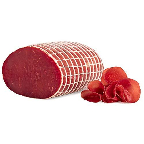 Carpaccio di Bresaola, gusto leggermente affumicato, Salumi Pasini, 1.8 kg