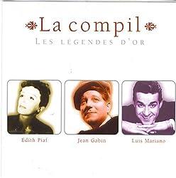 La Compil: Les Legendes D'or