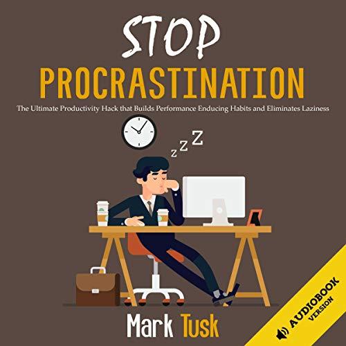 Stop Procrastination cover art