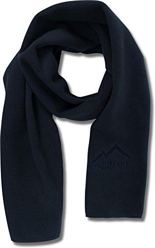 normani Outdoor Sports® Erwachsenen Schal Fleece Farbe Navy