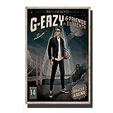 linshel G-Eazy Custom Rap Musik Wand Leinwand Kunst Poster