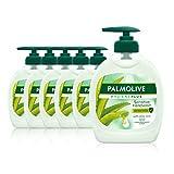 Palmolive Seife Hygiene-Plus Sensitive 6 x 300 ml, antibakteriell, für alle Hauttypen, flüssige...
