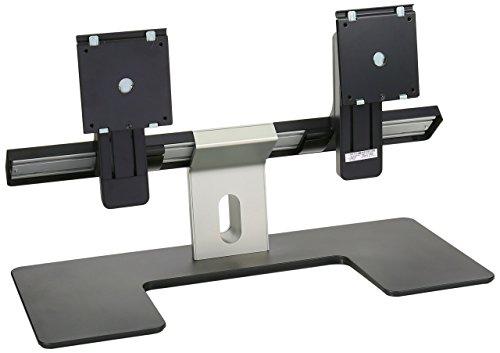 Dell MDS14 Ständer für Zwei Monitore (5TPP7) Mehrfarbig Schwarz (Generalüberholt)
