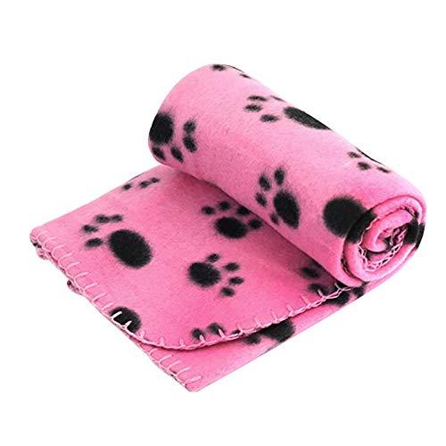 jieGorge Manta cómoda y Suave para la Piel, Productos para Mascotas, Estampado...