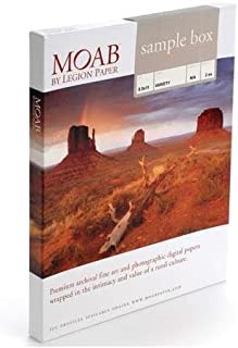 moab sample pack