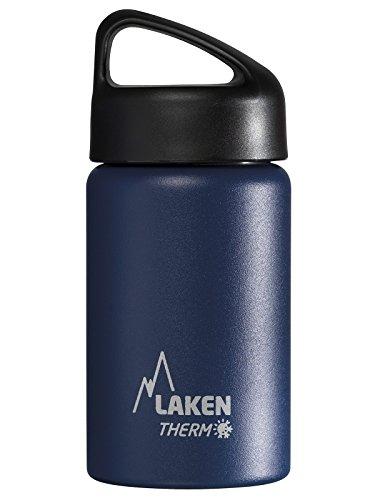 Laken Botella Térmica 1 Litro Azul de Acero Inoxidable 18/8 y Doble...