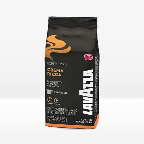 1 Kg Grani Caffe' Lavazza Crema Ricca