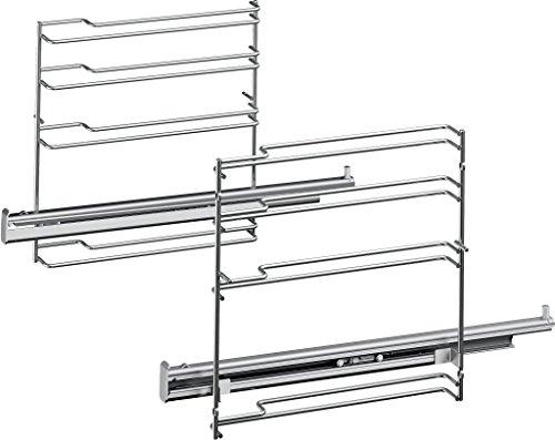 Siemens HZ638170 pieza y accesorio de hornos Rejilla para el horno Cromo - Piezas y accesorios de hornos (Rejilla para el horno, Siemens, Cromo, 1,51 kg, 300 mm, 410 mm)