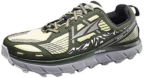 Altra Women's Lone Peak 3.5 Road Running Shoe, Lime - 7