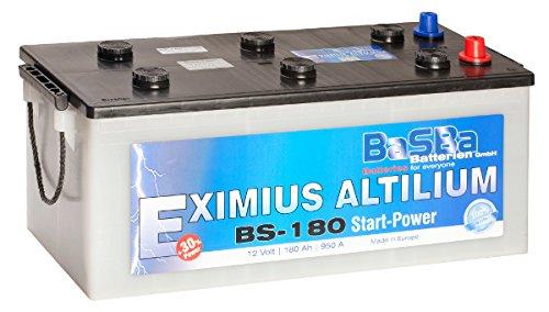 LKW Batterie 12 V 180 Ah BS-180 Starterbatterie für LKW
