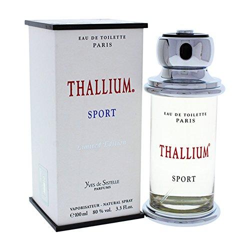 Thallium Sport Limited Edition for Men by Yves De Sistelle 3.3 oz EDT SP by Yves De Sistelle