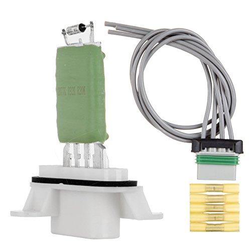 06 colorado blower motor resistor - 9