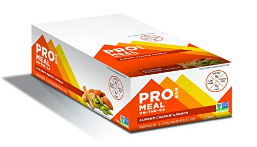 PROBAR - Meal Bar, Mocha Almond Fudge, Non-GMO, Gluten-Free, Certified Organic, Healthy, Plant-Based Whole Food… 3