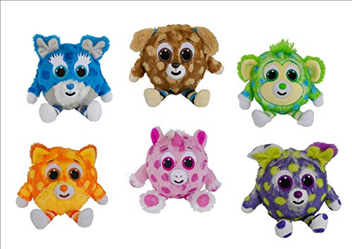 Joy Toy 88900D12 Zigamazoos So Yummy - Peluche (11,5 cm),