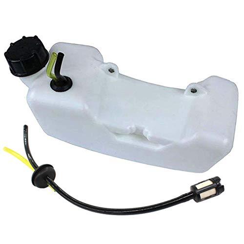 AISEN Benzintank Tank mit Benzinfilter Deckel für Nemaxx MT52 4in1 Motorsense Heckenschere Hochentaster 3PS