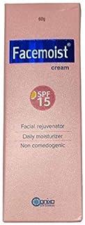 Facemoist Cream SPF 15 60gm