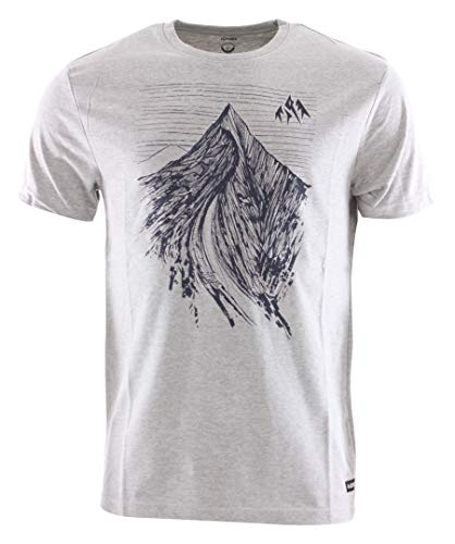 Jones Snowboards Herren T-Shirt Dream Peak T-Shirt