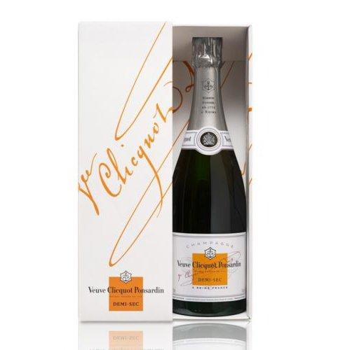 Veuve Clicquot Demi-Sec Champagne (1 x 0.75 l)