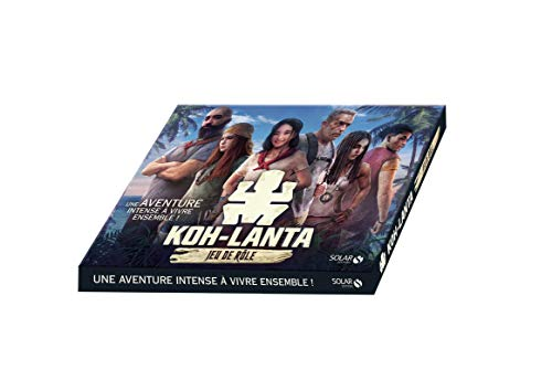 Jeu de rôle Koh-Lanta