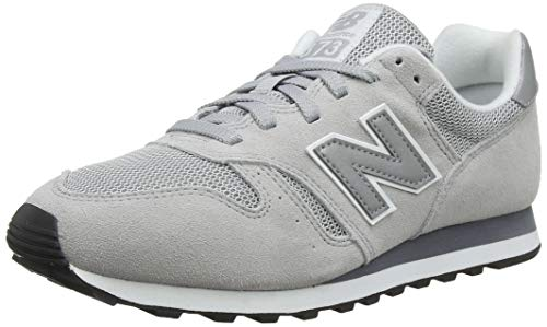 New Balance Herren 373 Core Sneaker Low-top, Grau (Grey), 42.5 EU