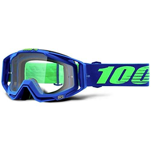 Onbekend Racecraft Clear Lens zwembril voor heren