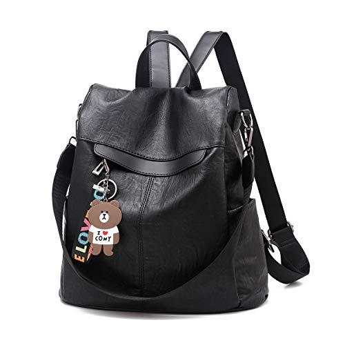 Mochila mujeres antirrobo impermeable mochila casual
