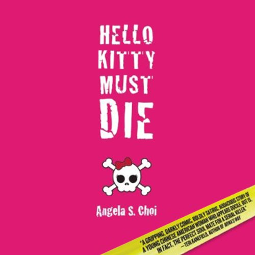 Hello Kitty Must Die audiobook cover art