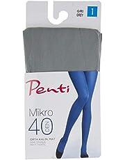 Penti Mikro 40 Külotlu Çorap Kadın Külotlu Çorap