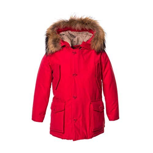 FREEDOMDAY Giubbotto Parka Rosso 16A