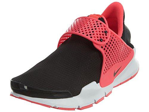 NIKE Kid's Sock Dart GS, Black/Racer Pink, Youth Size 6