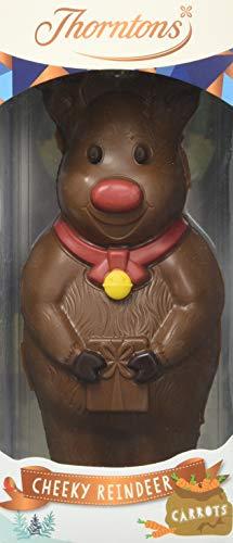 Thorntons Milk Chocolate Reindeer Christmas Gift, 200 g
