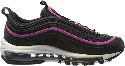 Nike Damen WMNS Air Max 97 LX Sneaker, Schwarz (Black Bv1974-001), 38.5 EU