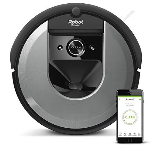 iRobot ROOMBA i7+ i7550 - Aspiradora de robot con conexión