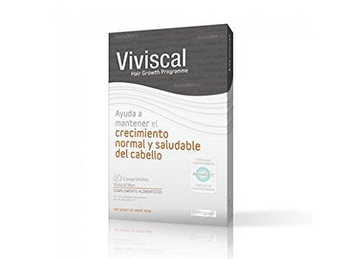 Viviscal Capsulas Nutritivas Complemento Alimenticio con vitaminas para el cabello - 60 Unidades