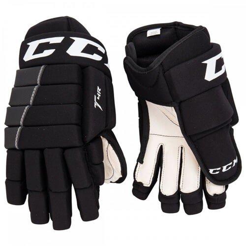 CCM T4R III Handschuhe Senior, Größe:13 Zoll;Farbe:schwarz