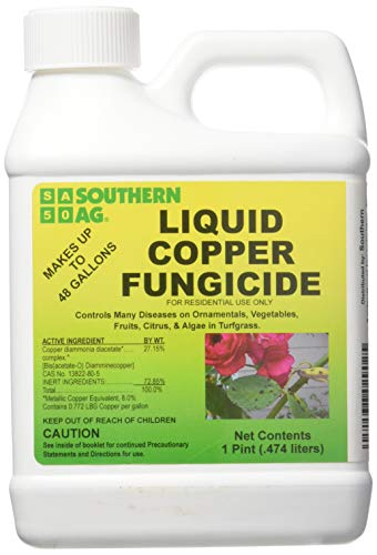 Southern Ag Liquid Copper Fungicide, 16oz - Pint