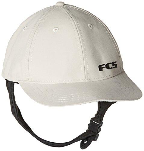 FCS Wet Baseball Surf Cap - Large - Grey