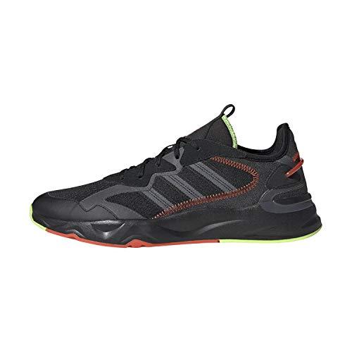 adidas FUTUREFLOW, Chaussures de Running Homme, Noir (Negbás Gricin Versen), 46 EU