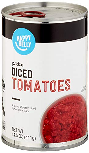 Petite Diced Tomatoes 14.5 Ounce