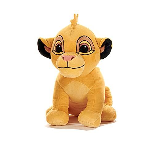 Re dei leoni The Lion King 2021 - Peluche Simba Jung o Erw., Nala, Timon o Pumbaa, 24 - 30 cm, originale Disney
