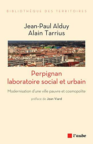 Perpignan, laboratoire social et urbain: Modernisation d'une ville pauvre et cosmopolite (Bibliothèque des territoires) (French Edition)