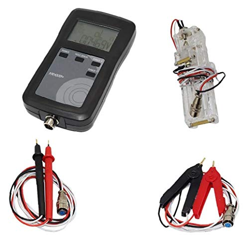 FANKUNYIZHOUSHI Batterietester Yr1035 Lithium Interner Widerstand Prüfgerät 100v Für Elektrofahrzeug-universal-Batterie-Tester Mit LCD-Display Heimversorgung