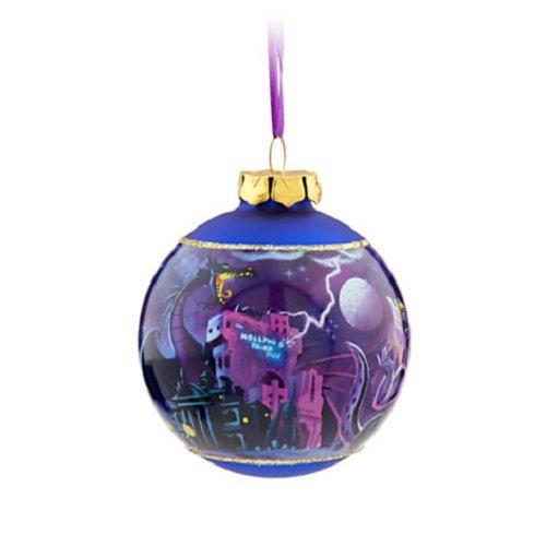 Disneyland Attractions Villains Ornament Ball
