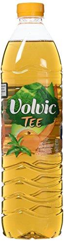 Volvic Erfrischungsgetränk Tee-Extrakt, 1er Pack, EINWEG (1 x 1.5 l)
