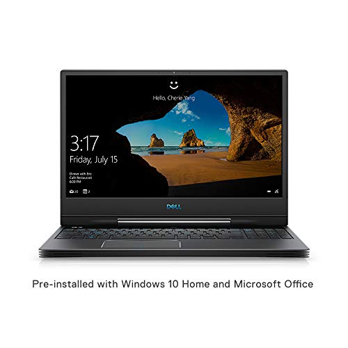 Dell Gaming-G7 7590 15.6-inch FHD Laptop (9th Gen Core i7-9750H/16GB/512GB SSD/Windows 10 + MS Office/6GB NVIDIA 2060...