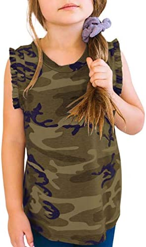 Camouflage girl shirt _image1