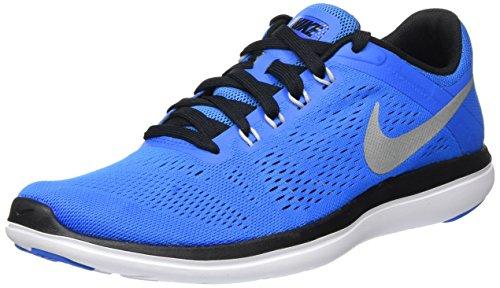 NIKE Flex 2016 RN Mens Running Shoes,Blue, 11.5 M US