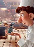 Ratatouille – US Textless Imported Movie Wall Poster