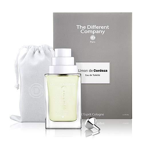 The Different Company Limon De Cordoza Eau De Toilette, Unisex - 100 ml